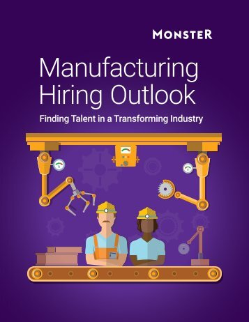 Manufacturing Hiring Outlook