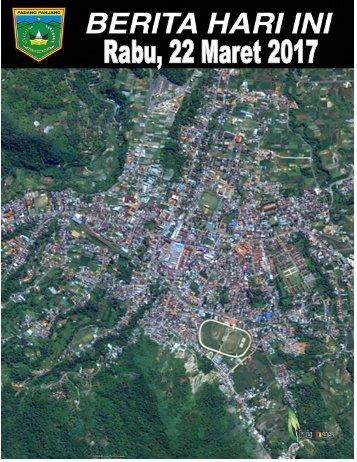 e-Kliping Rabu, 22 Maret 2017
