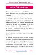 0-Como Aumentar o seu metabolismo e perder peso - Page 4