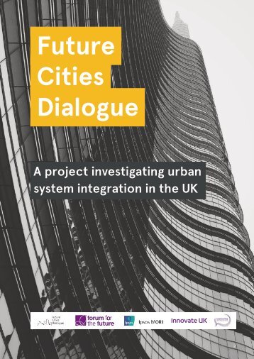 Future Cities Dialogue