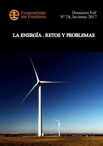 LA ENERGÍA  RETOS Y PROBLEMAS