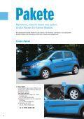 Suzuki CELERIO Zubehörprospekt - Page 4