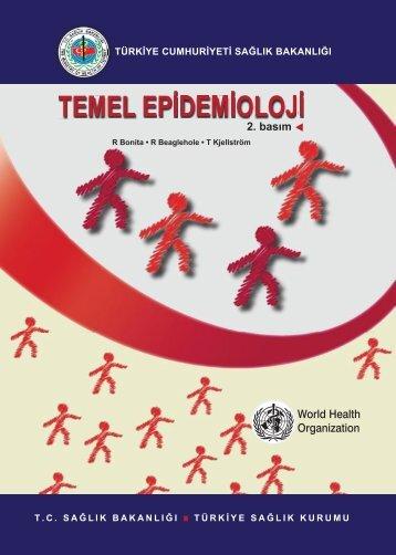 Sağlık Bakanlığı epidemiyoloji