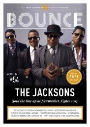 Bounce Magazine April Edition 2017