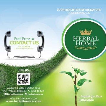 catalog herbal home