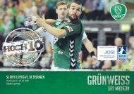 GRÜNWEISS – das Magazin der DHfK-Handballer – Heft 13 – Saison 2016/17