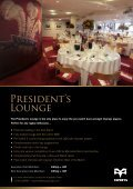 President's Lounge - Page 2