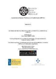 Asociación de Buenas Prácticas en el Audiovisual (ABPAU)
