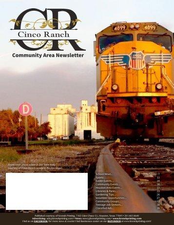 Cinco Ranch 1 April 2017