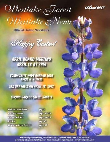Westlake Forest April 2017