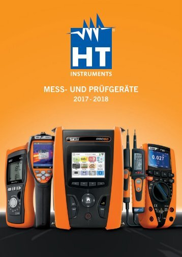 HT Instruments Katalog 2017