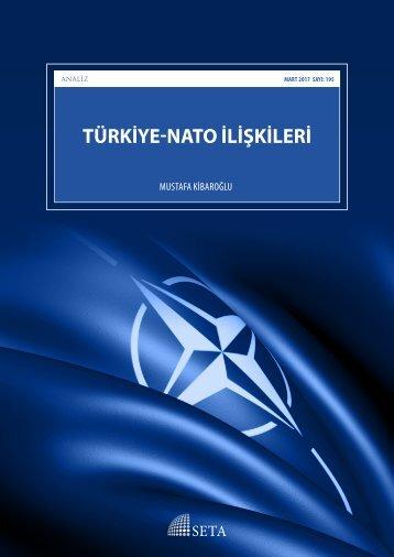 TÜRKIYE-NATO İLIŞKILERI