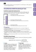 Sony NWZ-B152F - NWZ-B152F Consignes d'utilisation Italien - Page 2