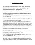 Mortgage Broker - Page 3