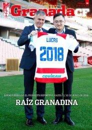 Revista Oficial del Granada CF. Número 87