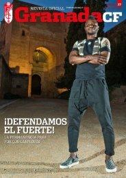 Revista Oficial del Granada CF. Número 91