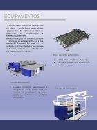 Catálogo de equipamentos e serviços - Vidraria Barbosa - Page 6