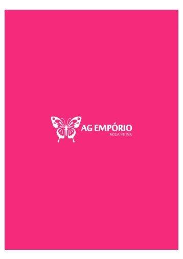 Catálogo AG Empório Moda Íntima