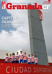 Revista Oficial del Granada CF. Número 90
