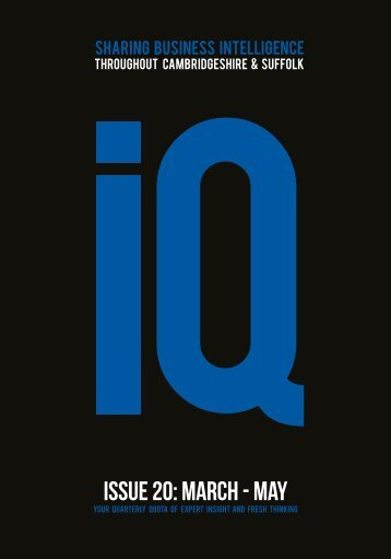 IQ Magazine Issue 20