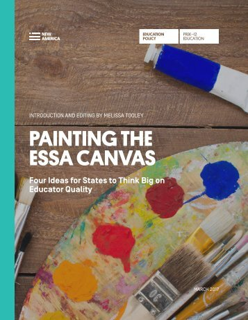 PAINTING THE ESSA CANVAS
