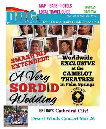 This week in gay Palm Springs California