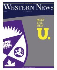 New Yorker - Western News - University of Western Ontario