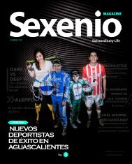 Revista digital Sexenio Aguascalientes.