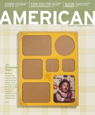 American magazine: March 2017