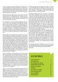BüRGERBRIEF-Vereinsheft Ausgabe 91 - April 2017 - Bürgerverein Wüsting e.V. - Page 3