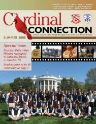Student News - Bishop Ireton High School