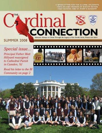 Student News - Bishop Ireton High School