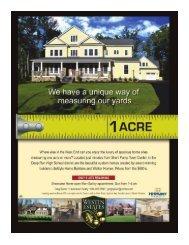 Community Info Westin Estates