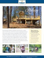 Holloway Community Info PDF