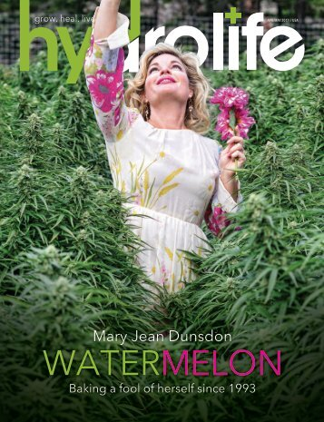 Hydrolife Magazine April/May 2017 (USA Edition)
