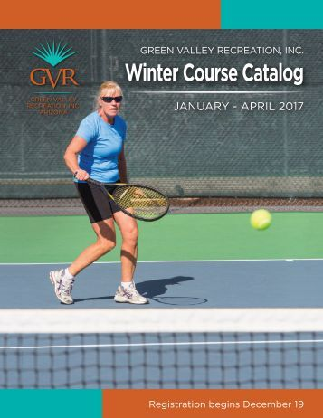 2017 Winter Catalog