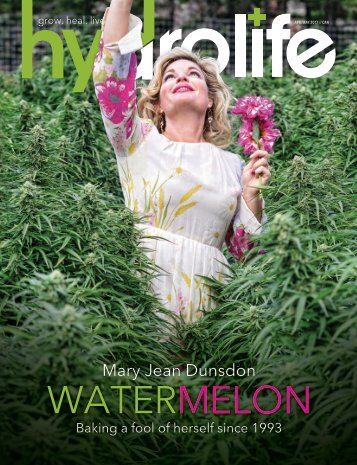 Hydrolife Magazine April/May 2017 (Canada Edition)