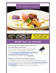 Member News and Highlights