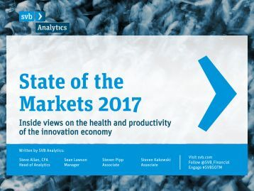 State of the Markets 2017