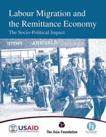 Labour Migration and the Remittance Economy