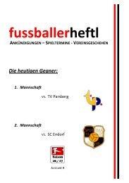 9. Ausgabe Saison 2016-17