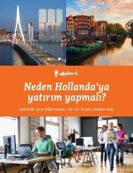 Neden Hollanda'ya yatırım yapmalı?