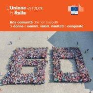 L'Unione europea in Italia