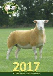 Online British Berrichon Sheep Society Yearbook 2017