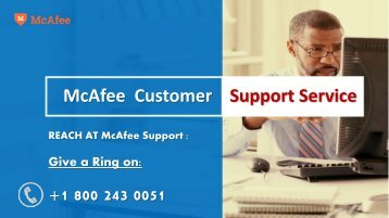 How to Fix McAfee Error Code 76567