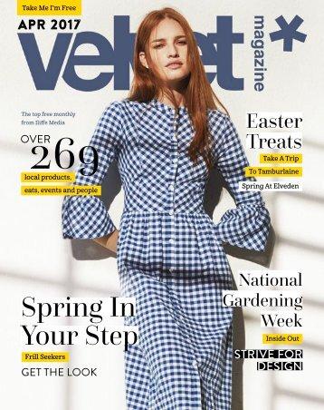 Velvet Magazine April 2017