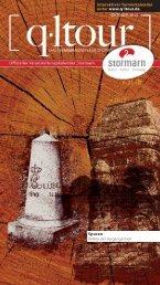 Spuren Relikte der Vergangenheit OKTOBER 2012 ... - q-ltour