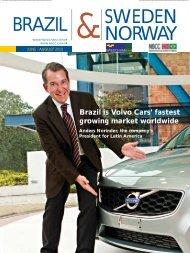 Brazil Is Volvo Cars' Fastest Growing Market Worldwide