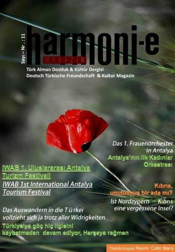 Harmoni-e Magazin Nr.11