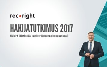 HAKIJATUTKIMUS 2017